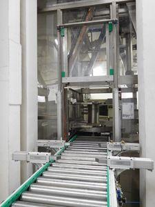 Plně automatické pracoviště pro přípravu kyanidových galvanických lázní a jejich automatické dávkování do příslušných galvanických van